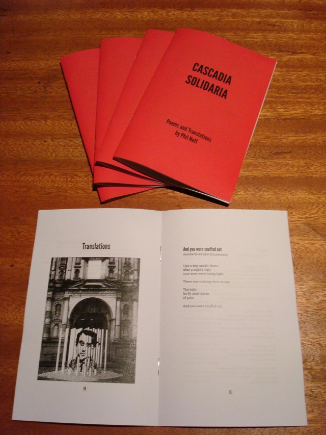 Cascadia Solidaria: Poems and Translations