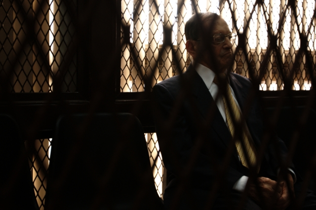 """On June 20, 2011, retired General Héctor Mario López Fuentes was indicted for genocide, crimes against humanity and forced disappearance."" Photo by Graham Hunt"