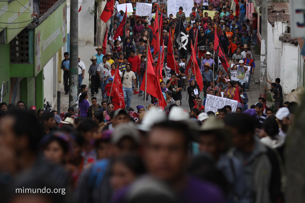2012 National Day of Heroes and Martyrs in San Juan Sacatepequez - Photo MiMundo.org