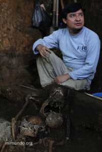 Coban Exhumation