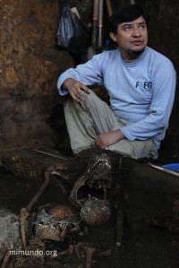 Coban Exhumation