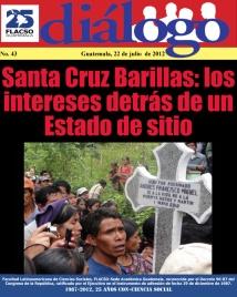 Revista Barillas: Los intereses detrás de un estado de sitio (FLACSO)